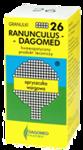 DAGOMED 26 RANUNCULUS Opryszczka wargowa granulki 7g