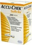 LANCET ACCU-CHEK Softclix x 200 sztuk