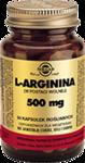 SOLGAR L-Arginina 500mg x 50 kapsułek