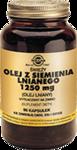SOLGAR Olej z Siemienia Lnianego x 90 kapsułek