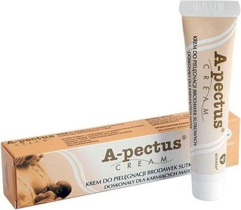 A-Pectus krem do pielęgnowania brodawek sutkowych 15ml