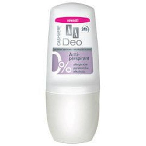 AA DEO CASHMERE Anti-Perspirant roll-on 50ml