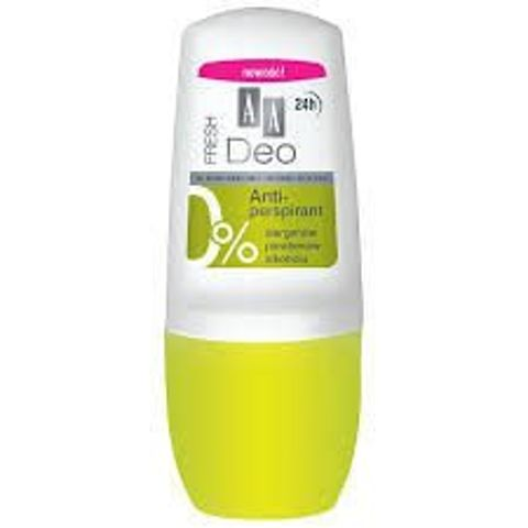 AA DEO FRESH Anti-Perspirant roll-on 50ml