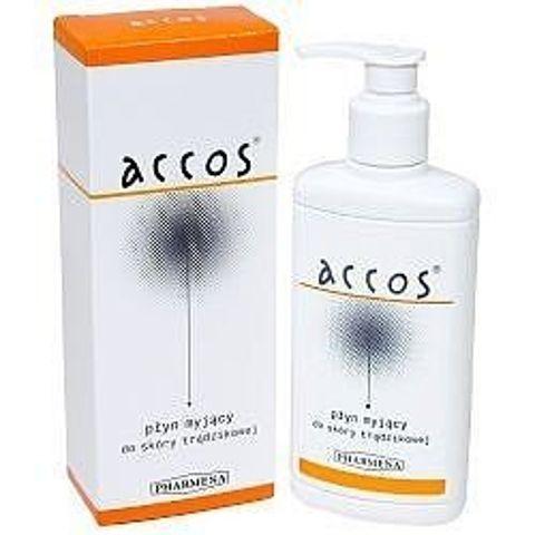ACCOS Płyn myjący do skóry trądzikowej 175ml