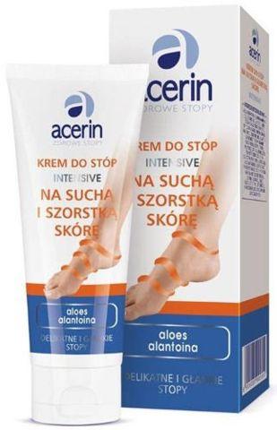 ACERIN Krem do stóp Intensive z woskiem pszczelim 75ml
