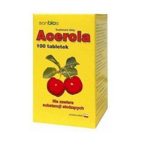 ACEROLA x 100 tabletek
