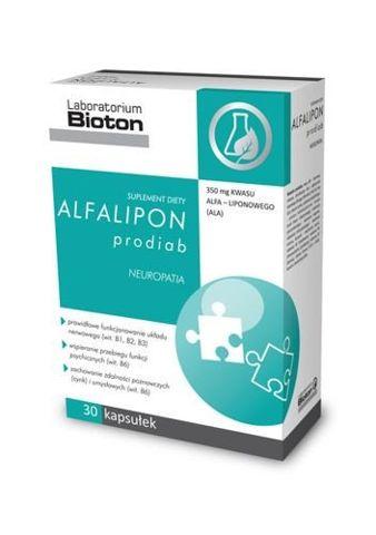 ALFALIPON prodiab x 30 kapsułek