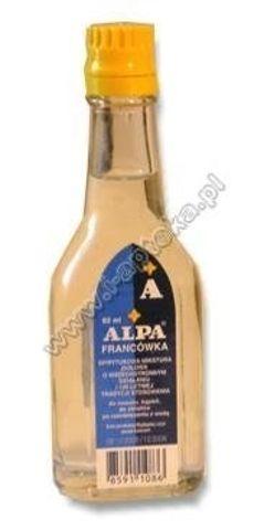 ALPA Francówka płyn 60ml