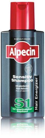 ALPECIN S1 Sensitiv szampon do wrażliwej skóra głowy 250ml