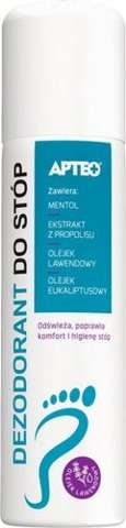 APTEO Care dezodorant do stóp 150ml
