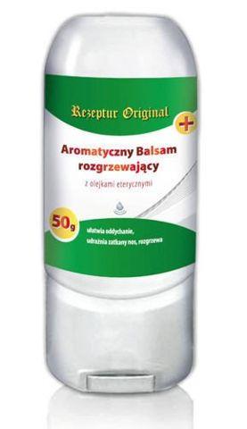 Aromatyczny Balsam Rozgrzewający 50g