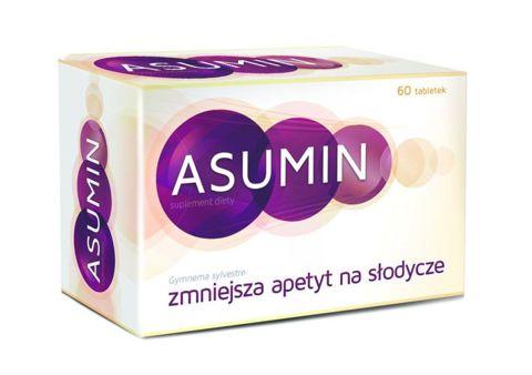 Asumin x 60 tabletek