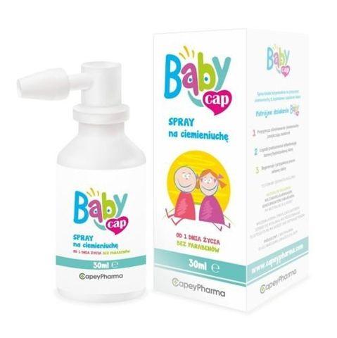 BABYCAP Spray na ciemieniuchę 30ml