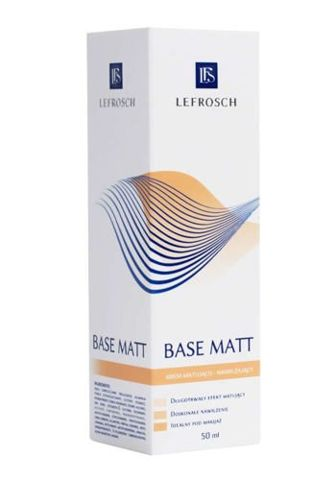 BASE MATT krem 50ml