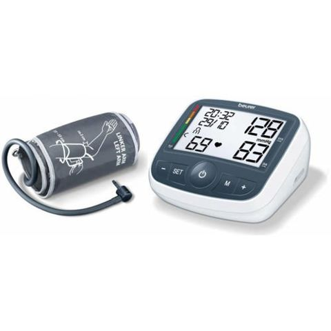 BEURER Ciśnieniomierz naramienny BM 40 z zasilaczem