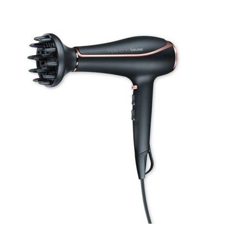 BEURER Suszarka do włosów z silnikiem AC z funkcją Triple Ionic HC 80