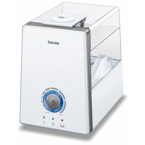 BEURER Ultradźwiękowy nawilżacz powietrza z parowaniem wody LB 88 biały