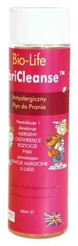 BIO-LIFE FABRI CLEANSE Antyalergiczny dodatek do prania 300ml