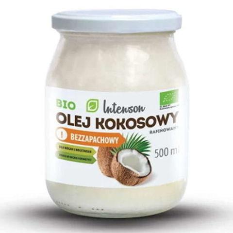BIO Olej kokosowy rafinowany 500ml