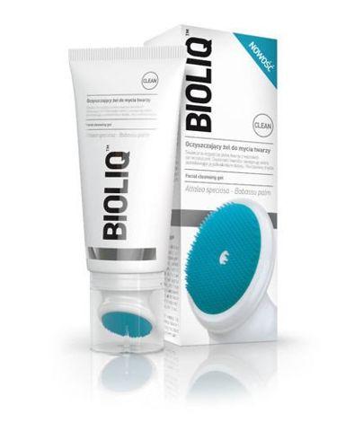 BIOLIQ CLEAN Oczyszczający żel do mycia twarzy 125ml