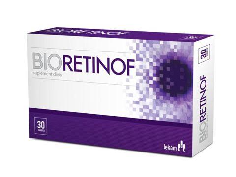 BIORETINOF x 30 tabletek