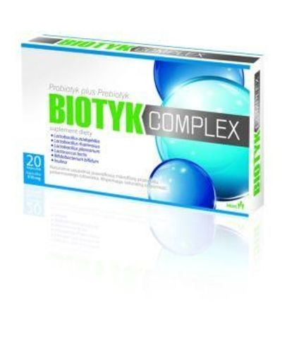 BIOTYK COMPLEX x 10 kapsułek