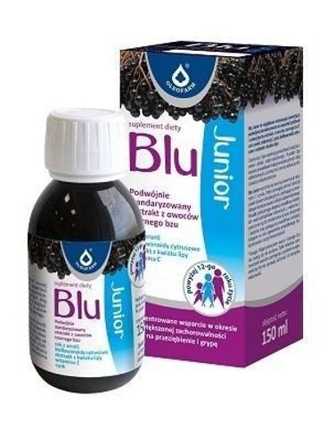 BLU JUNIOR płyn 150ml
