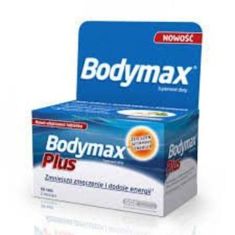 BODYMAX Plus x 60 tabletek