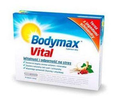 BODYMAX VITAL x 100 tabletek