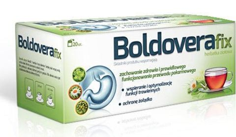 BOLDOVERA FIX x 20 saszetek