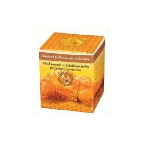 BONIMEL Pyłkowo-propolisowy miód leczniczy 250g