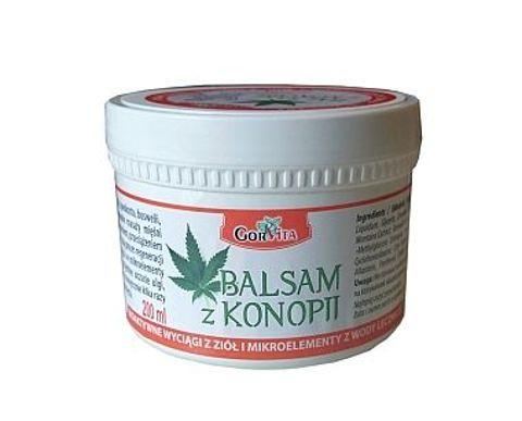 Balsam z konopii 200ml