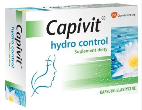 CAPIVIT HydroControl x 30 kaps.