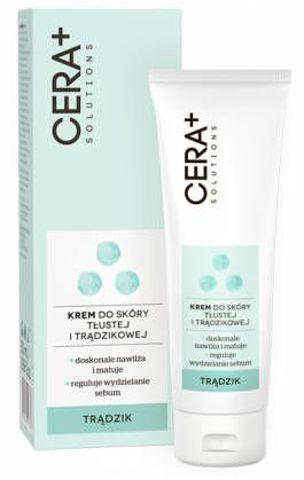 CERA+ Solutions Krem do skóry trądzikowej 50ml
