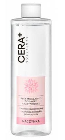 CERA+ Solutions Płyn micelarny do skóry naczyniowej 200ml