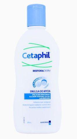 CETAPHIL Restoraderm emulsja d/mycia 295ml