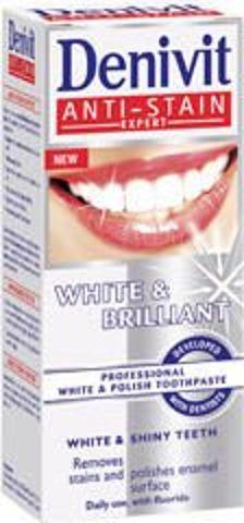 DENIVIT Pasta White & Brilliant 50ml