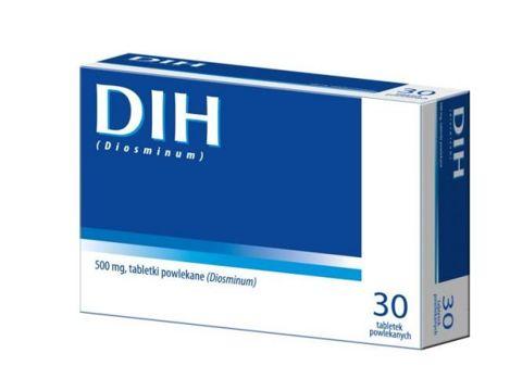 DIH 500mg x 30 tabletek