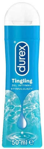 DUREX Play żel intymny uwalniający dreszczyk emocji 50ml
