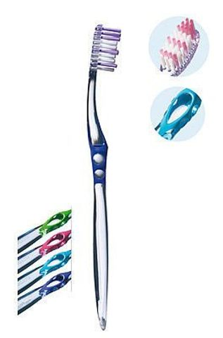 ELGYDIUM Inter-Active szczoteczka do zębów Medium x 1 sztuka