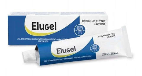 ELUGEL z chlorhexydyną 0,2% żel 40ml