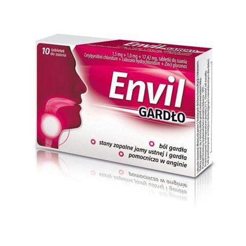 ENVIL Gardło x 20 tabletek do ssania