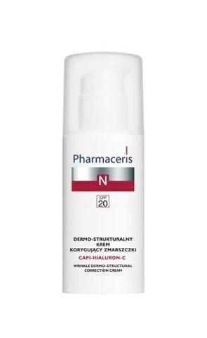 ERIS Pharmaceris N Capi-Hialuron C Dermo-Strukturalny krem korygujący SPF20 50ml