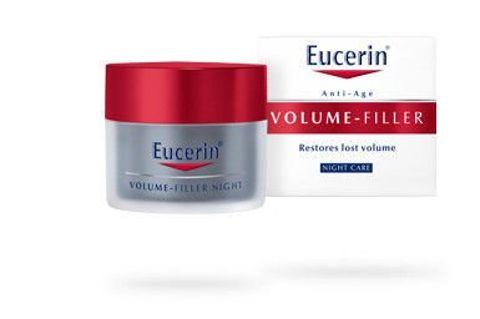 EUCERIN VOLUME-FILLER Krem przywracający objętość na noc 50ml