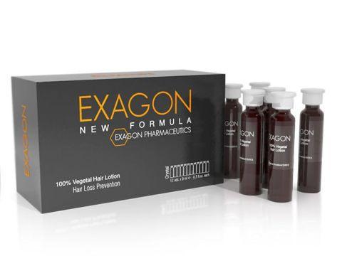 EXAGON 9ml x 12 ampułek DUOPACK (2 opakowania)
