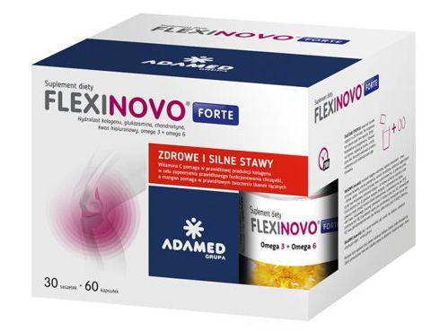FLEXINOVO FORTE x 30 saszetek + 60 kapsułek