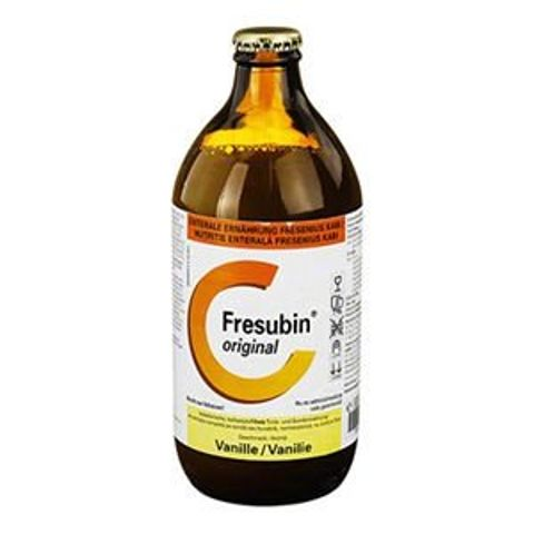 FRESUBIN ORGINAL płyn waniliowy 500ml