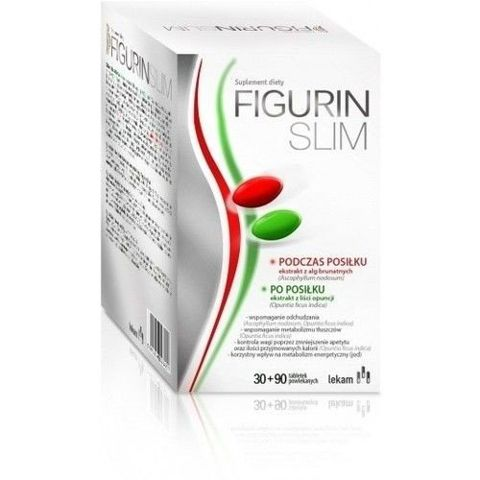 Figurin Slim x 120 tabletek