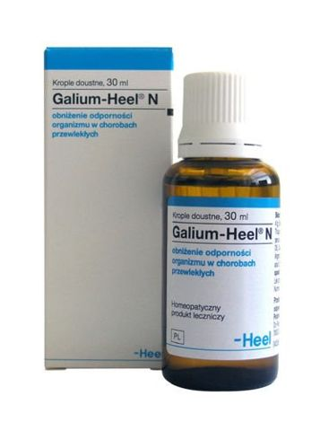 GALIUM N krople 30ml