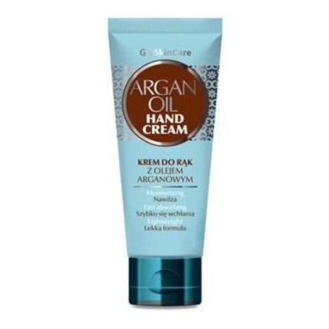GLYSKINCARE Argan Oil Hand Cream krem doi rąk 75ml